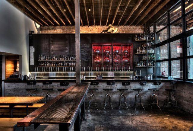 The Most Beautiful Bars in Houston