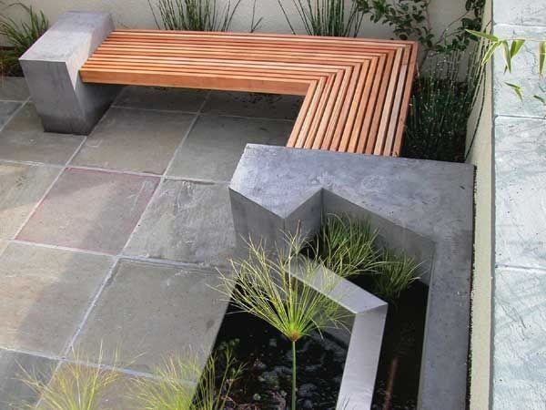 Diy Concrete Diy Patio Furniture Pinterest