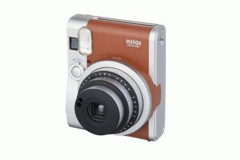 Fotocamera istantanea FUJIFILM FUJI Instax Mini 90 Brown Neo Classic [16423981] - Newpixel24