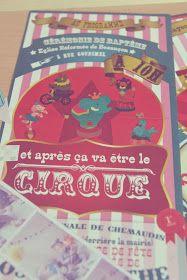 circus invitation, invitation cirque, anniversaire cirque