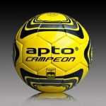 Apto Sports Campeon Training Ball Yellow/Black football