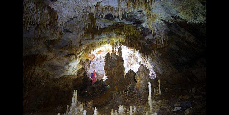 Cavernas en El Peñón Santander