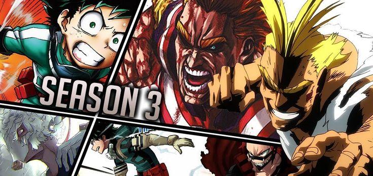 Boku No Hero Academia 3rd Season Sub Top 5 Anime Anime Boku No Hero Academia