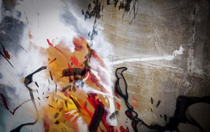 A collection of inspiring work by artist Matt Arbuckle.