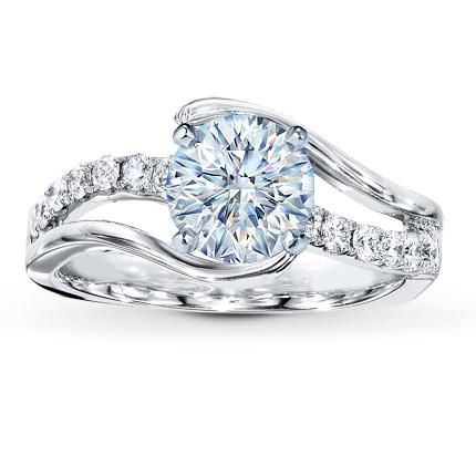 hearts desire engagement ring absolutely love this one - Wedding Ring Stores