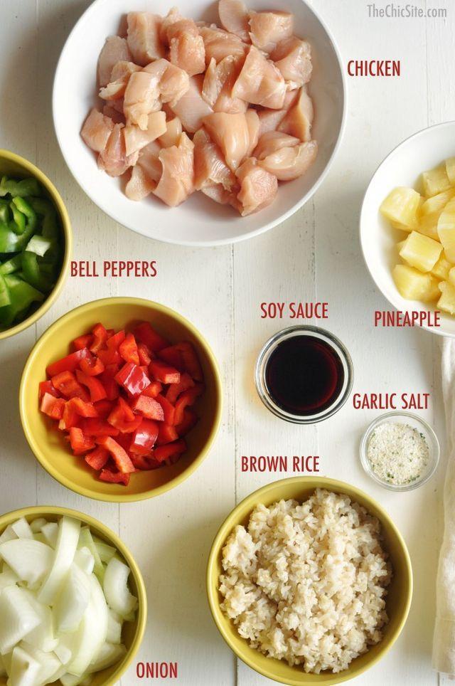 Pineapple Chicken Stir Fry | The Chic SiteThe Chic Site | Bloglovin'