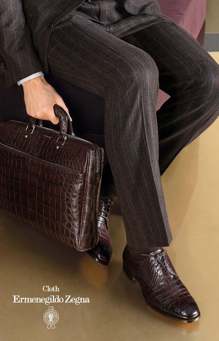 Costum business la comanda, colectia Zegna TI 2013-2014, Trofeo Cashmere, compozitie 95% Wool – 5% Cashmere, 300 Gr.