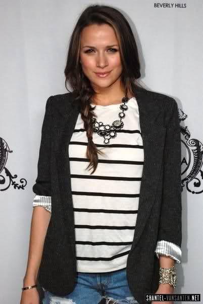 Shantel VanSanten as Quinn James