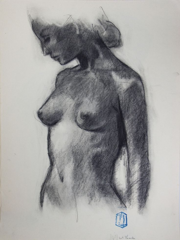 Studie nach Parramón 16 by Jens H. Westermann, #art #artist #drawing #Kunst #Künstler #Zeichnung #Westermann