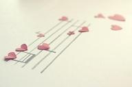 Music hearts