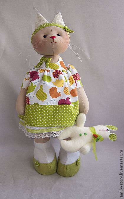 Toy animals, handmade. Fair Masters - handmade Jul. Handmade.
