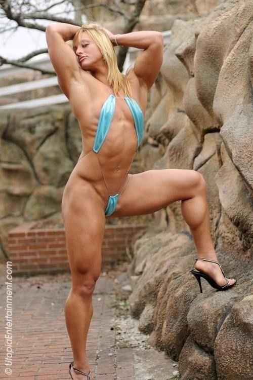 Katka Kyptova  Muscle Girls, Muscular Women, Bodybuilding -3705