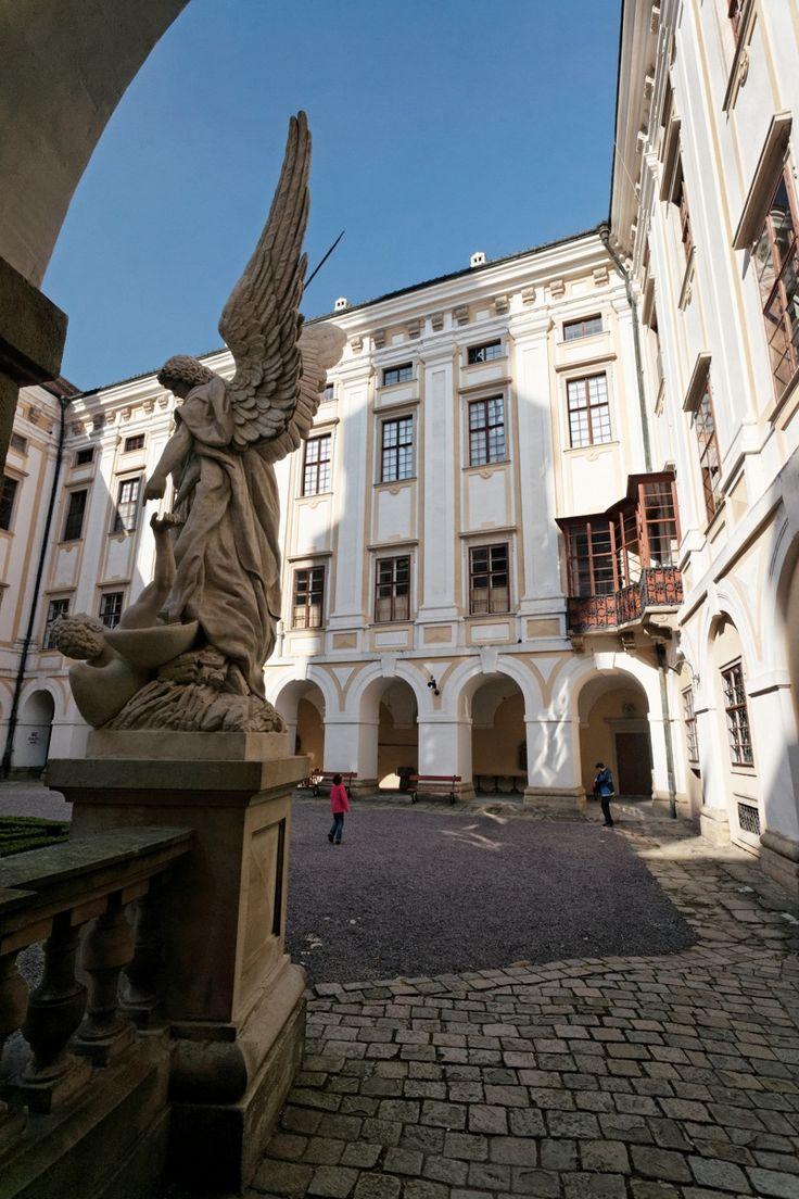 Kromeriz castle, Czech Republic