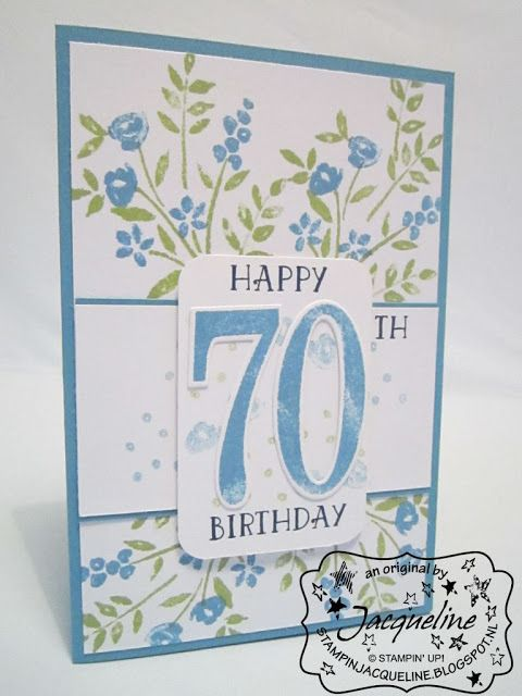 Stampin' Up! by Stampin Jacqueline: Number of Years, deel 2