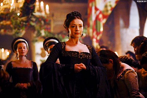 Mary Tudor, daughter of King Henry VIII & Catherine of Aragon (Sarah Bolger-The Tudors)