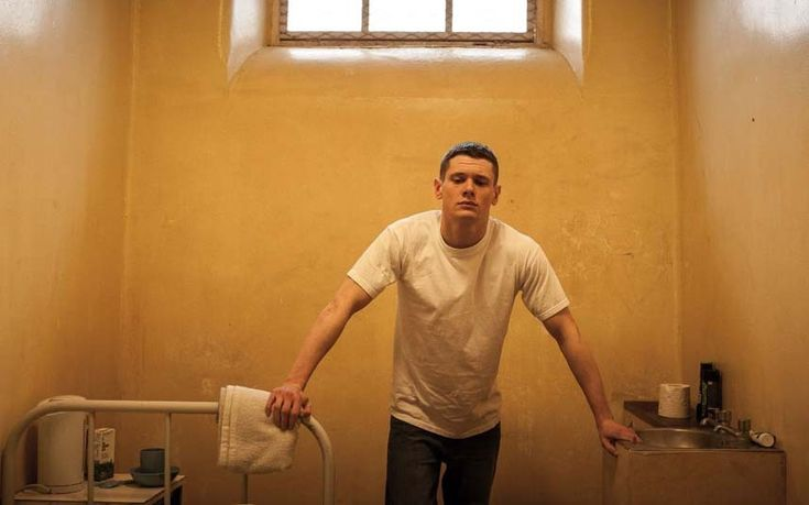 Jack O'Connell in Starred Up