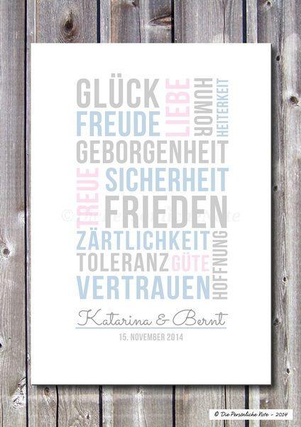 So klappt's hoffentlich mit dem glücklichen Eheleben - gute Wünsche zur Hochzeit oder zum Hochzeitsjubiläum! - Druck/Print:+Gute+Wünsche+(Hochzeit/Verlobung/Ehe)+von+Die+Persönliche+Note+auf+DaWanda.com: