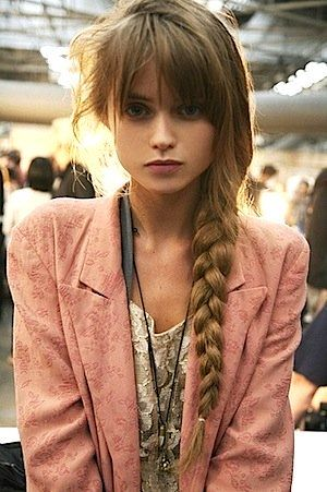 SUMMER HAIRSTYLE TRENDS 2014: Best Braid Hairstyles To Wear That Won't Cause Damage #bstat
