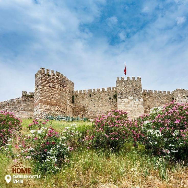 Аясулук - це візантійська фортеця з видом на Ефес у місті Сельчук. Цей регіон Егейського моря має історію, яка ніколи не закінчується! #Ephesus