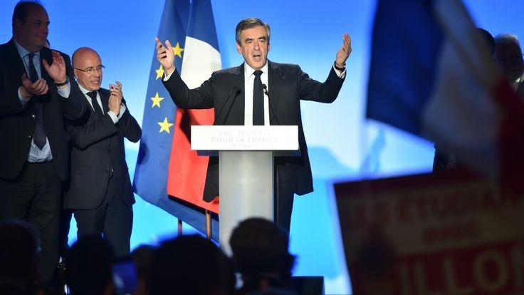 Attentat déjoué: Mélenchon, Le Pen Hamon, et Fillon réagissent