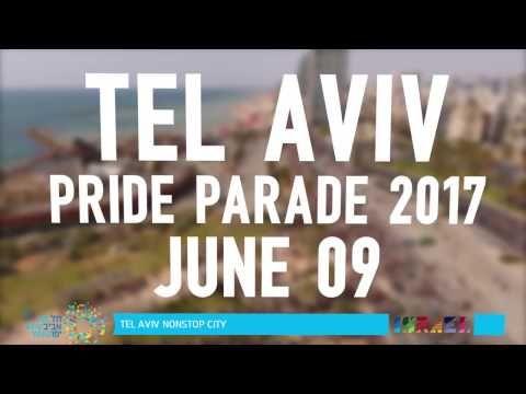 Let It B: Tel Aviv Pride Parade 2017 - YouTube