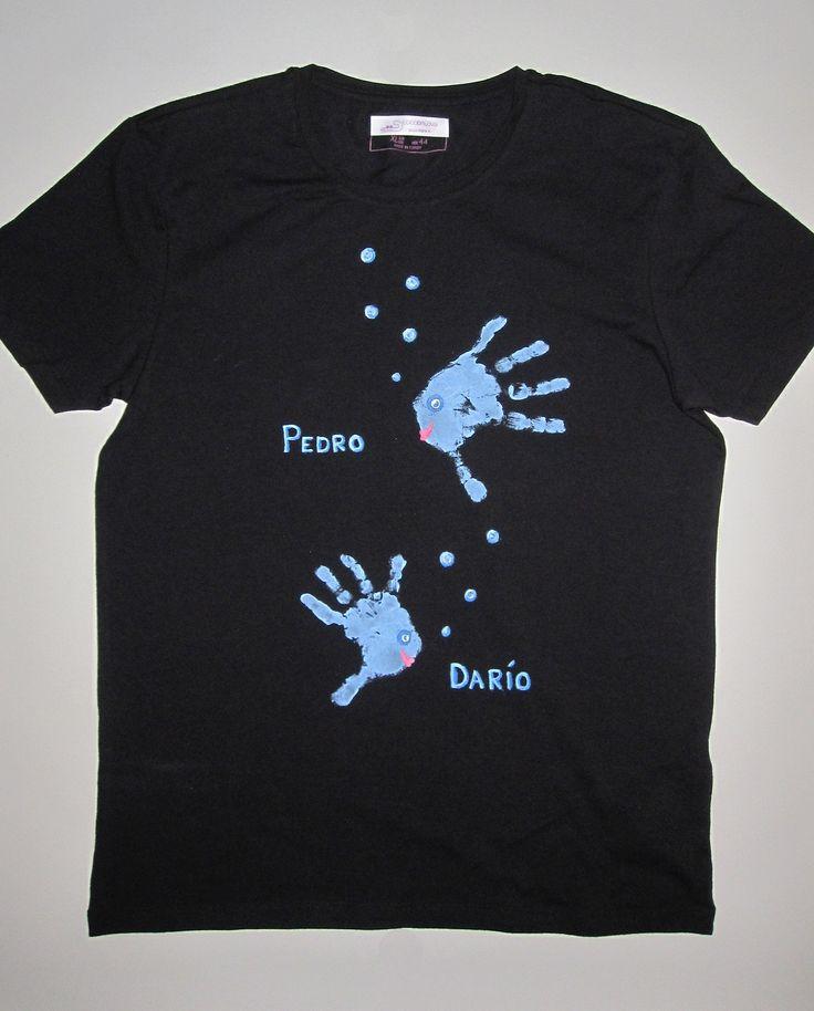 cocodrilova: camiseta dia del padre