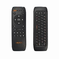 [ 21% OFF ] 2.4G Fly Air Mouse Raspberry Pi 3 Wireless Keyboard Remote Control Learning Keyboard Combo For Android Smart Tv Box Computer