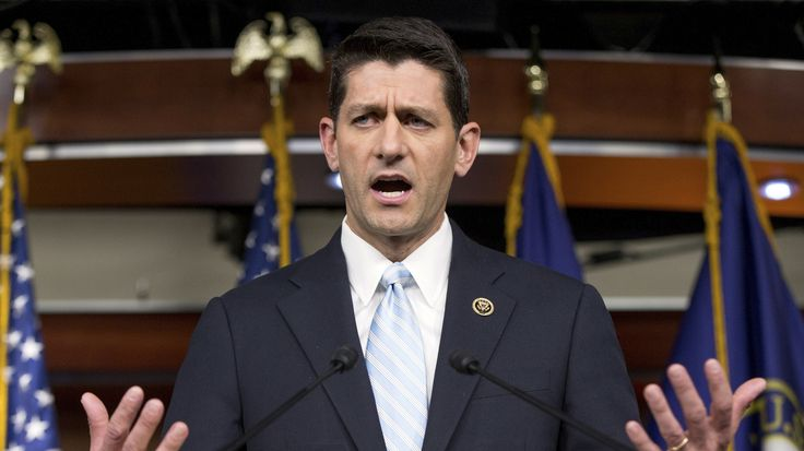Rep. Paul Ryan Will Run For Speaker Of The House, Under Several Conditions : The Two-Way : NPR
