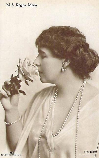 Königin Marie von Rumänien, Queen of Romania nee Princess of Edinburg 1875 – 1938 | Flickr - Photo Sharing!