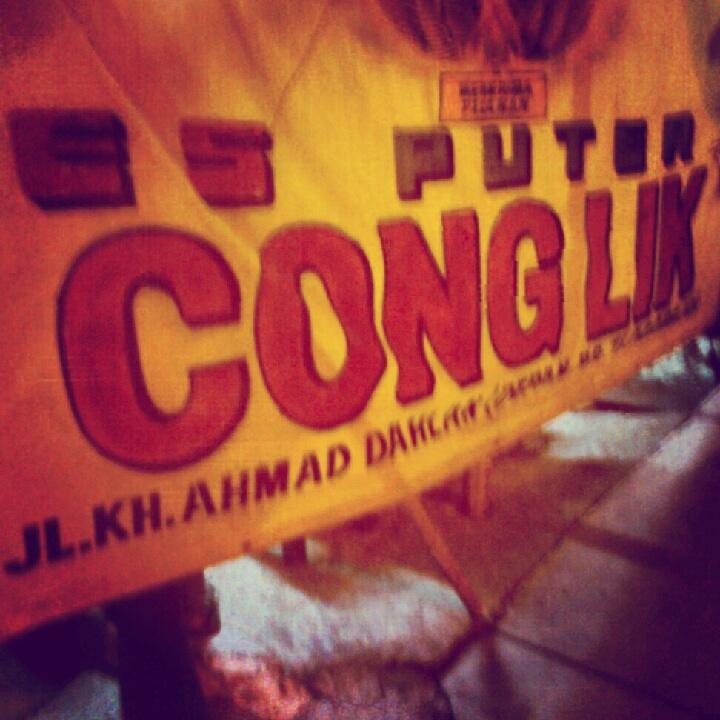 Es Puter Conglik Semarang