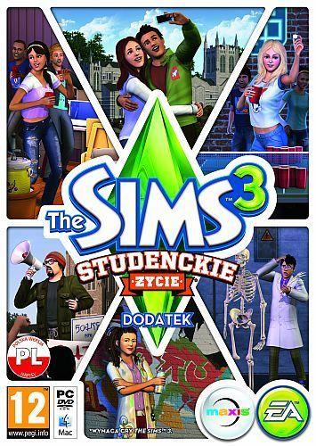 The Sims 3: Studenckie życie -   Electronic Arts , tylko w empik.com: 55,99 zł. Przeczytaj recenzję The Sims 3: Studenckie życie. Zamów dostawę do dowolnego salonu i zapłać przy odbiorze!