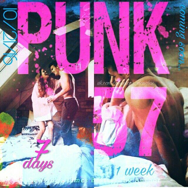 7 days. Punk 57 by Penelope Douglas