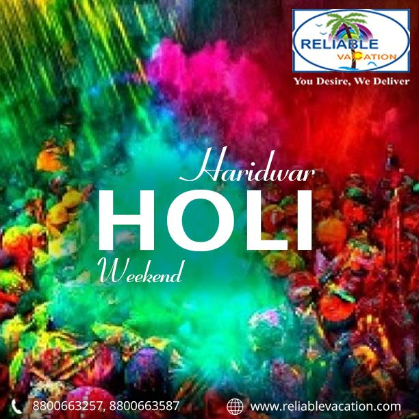 Where To Travel On Your Coming Holi Weekends? Let's Travel