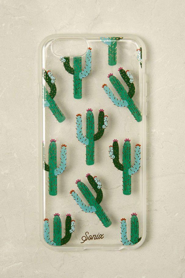 Une coque de portable Shopping : le cactus inspire la déco