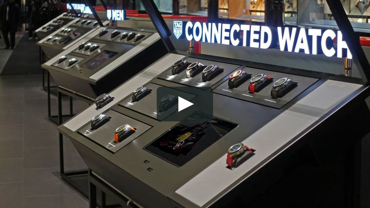 Baselworld 2018: The only thing iTAG connected displays changed, is everything! on Vimeo