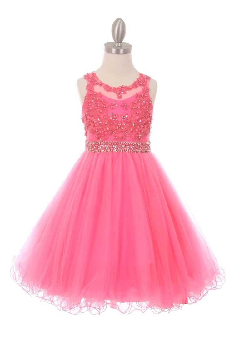 1987 best pink flower girl dresses images on pinterest dresses for danica glitz stone pearl pageant dress in pink flower girl mightylinksfo Gallery