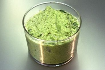 Thai green curry paste - sounds amazing