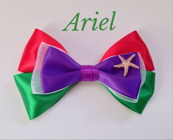 Disney Inspired Hair Bows