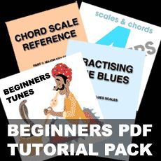 Demystifying the process: the important scales and how to use them to learn improvising