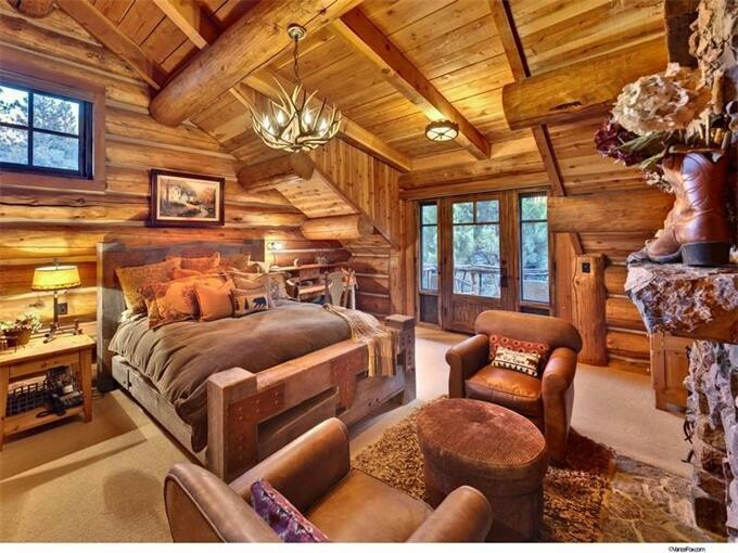 126 Best Log Cabins Images On Pinterest | Bedroom Decorating Ideas, Bedroom  Ideas And Cook Part 68