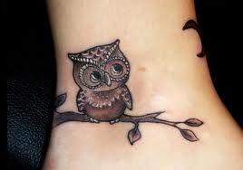 HOW ADORABLE IS THIS ?! :DTattoo Ideas, Little Owls, Tattoo Pattern, Owls Tattoo, Body Art, Tattoo Design, Design Tattoo, Owl Tattoos, Cute Tattoo