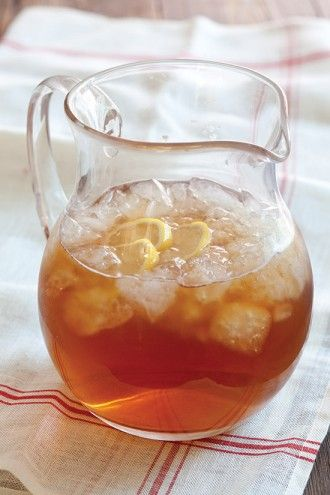 An Ode to Sweet Tea + 5 Recipes for National Iced Tea Day