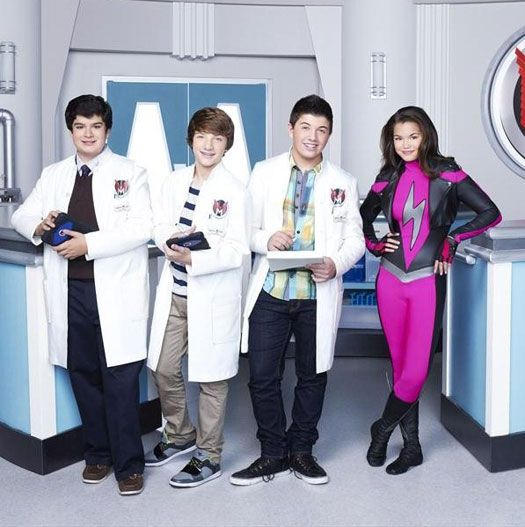 "New episode of ""Mighty Med"" airing on the Disney Channel on February 24, 2014!"