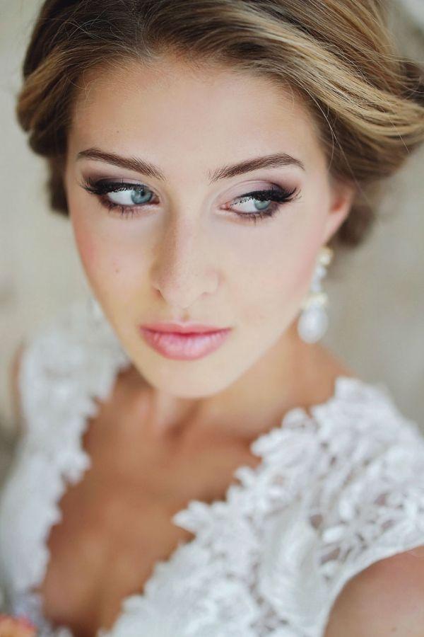 35 propozycji na ślubny makijaż - Ślub Na Głowie