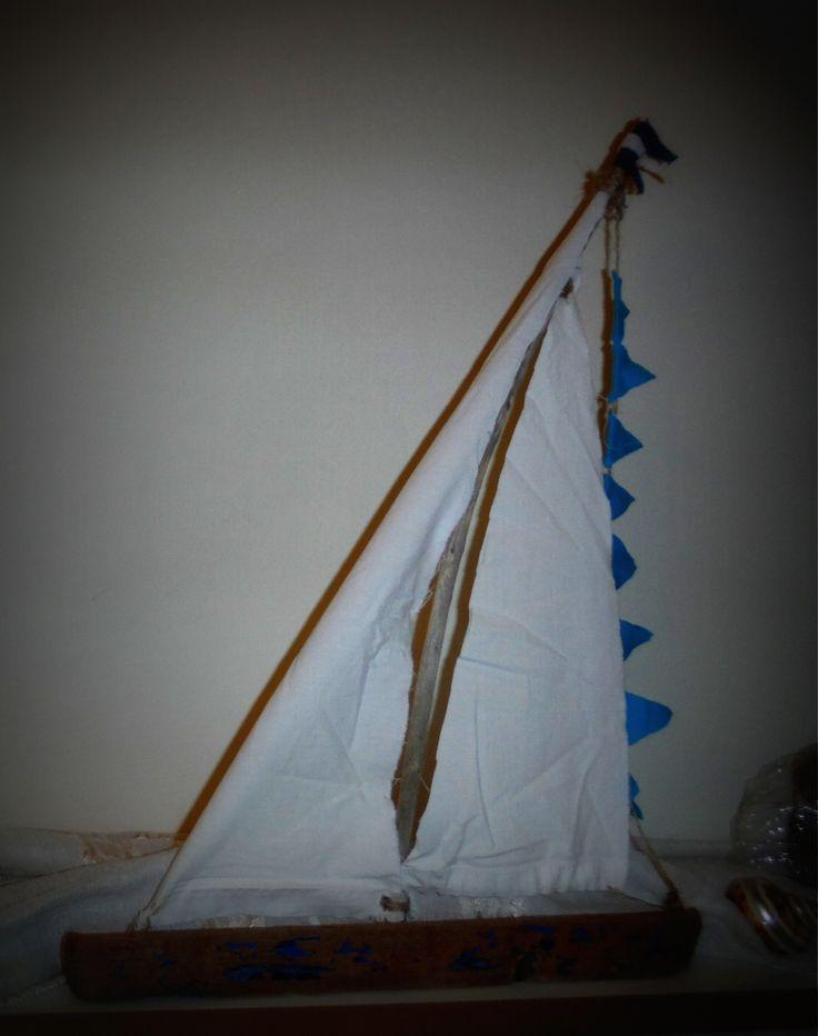 Diy - My first sailboat