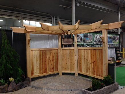 Best Pergola Project Images On Pinterest Pergolas Arbors And - Home and garden show indianapolis