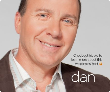 QVC Host Dan Wheeler
