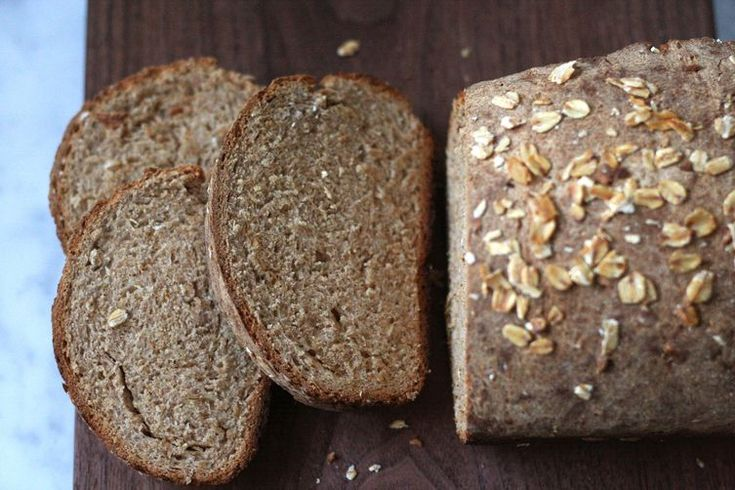 How to Make Easy Whole Wheat Bread at Home - great info about whole wheat flour
