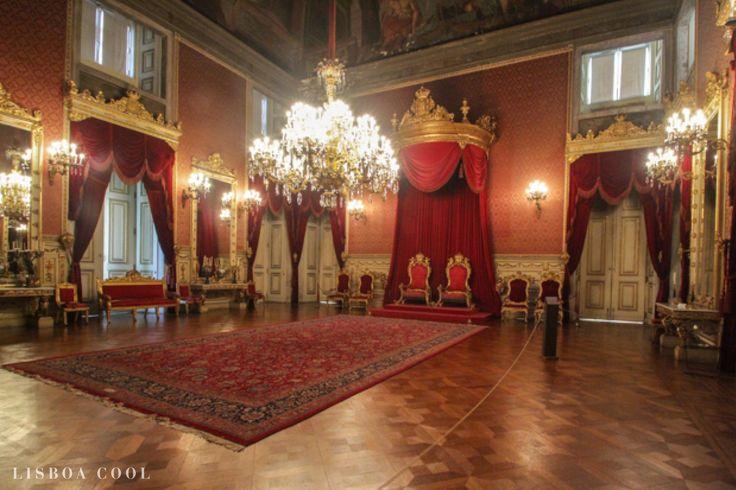 Palácio Nacional da Ajuda | Lisboa Cool