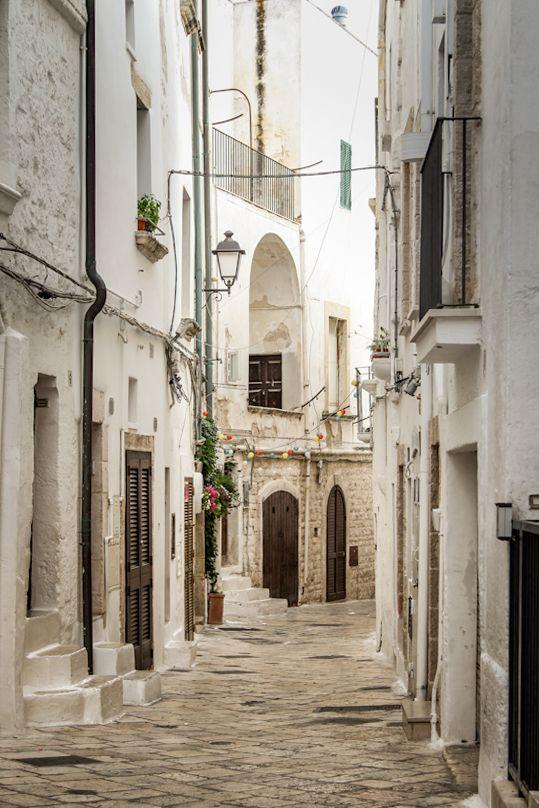 Polignano a Mare (Puglia, Italy) | by Vanigliacooking